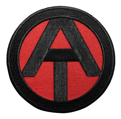 Officially Licensed 127-BB GI Joe A Squad Logo Embroidered Iron On Patch