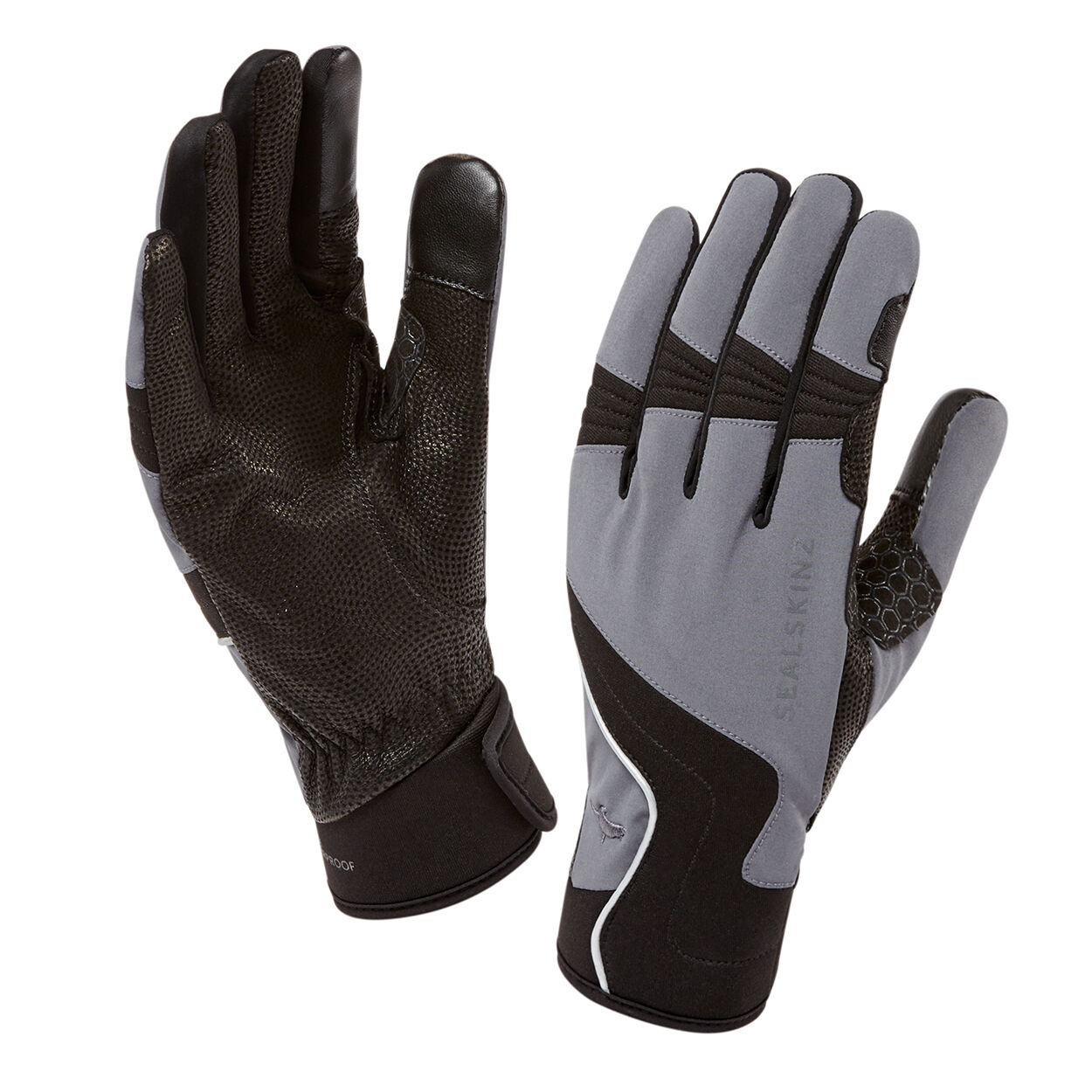 Bekleidung Camping & Outdoor Neu Sealskinz Dragonee Handschuhe Outdoor Kleidung Zubehör Schwarz