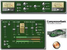 McDSP compressorbank-Protools plug-in ** nuevo **