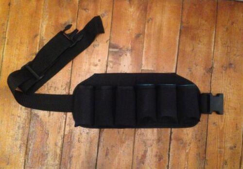 Cartouchiére en cordura porte 6 munitions pour balles de flash ball  flashball