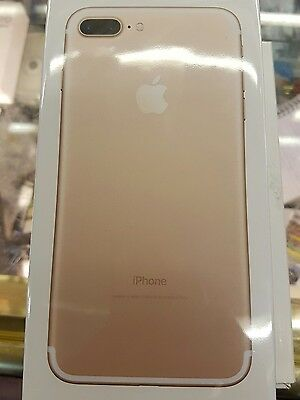 Apple iPhone 7 Plus - BRAND NEW SEALED - 128GB - Gold - EE
