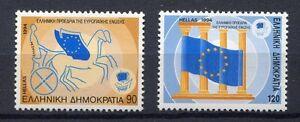 S2463-Greece-1994-MNH-New-European-Chairmanship-2v