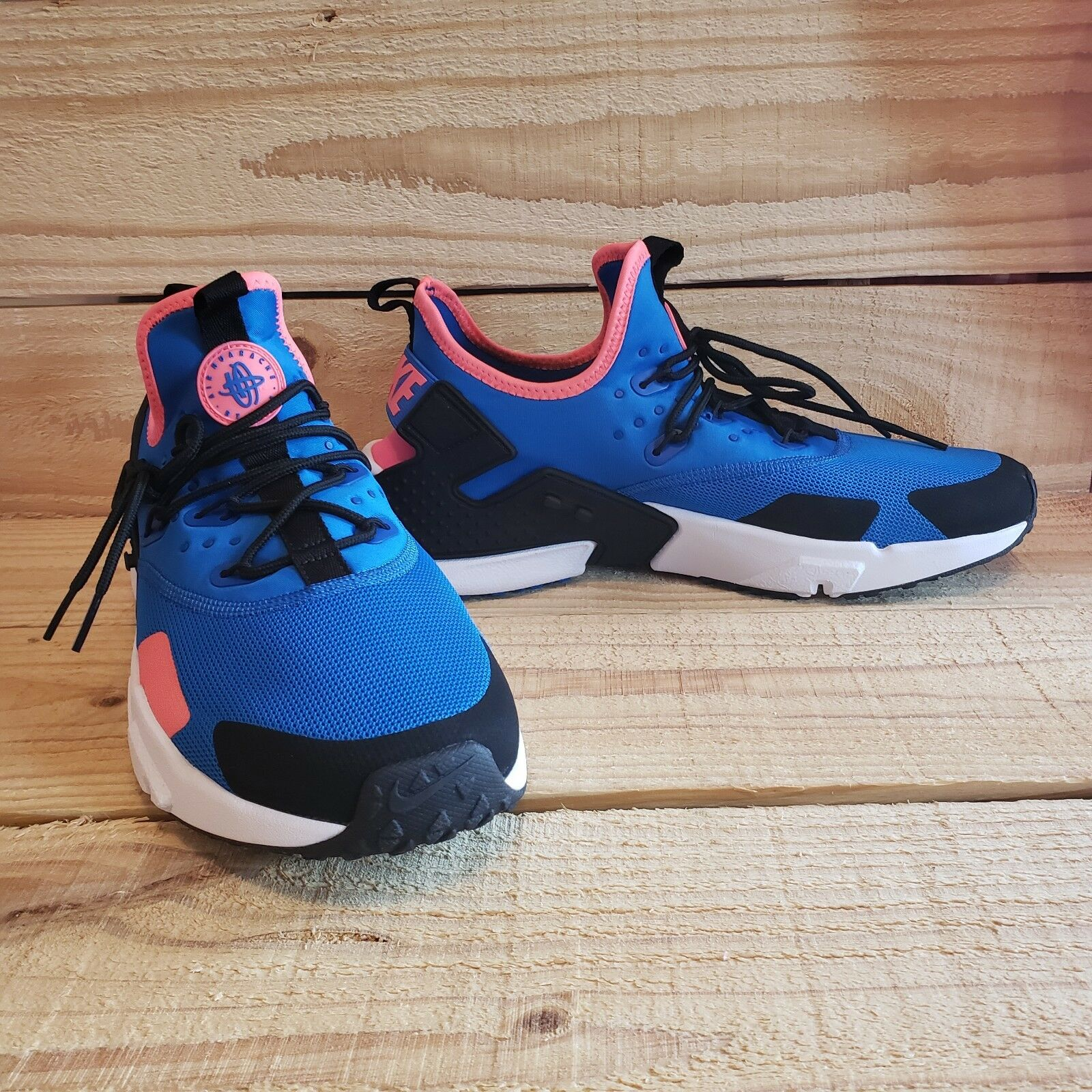 wholesale dealer 3fe25 740c3 Nike Air Huarache Drift Mens AH7334 AH7334 AH7334 403 Running shoes Size  bluee Nebula Black 87f153