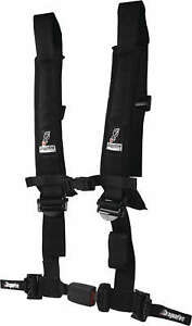 Dragonfire Racing Red Harness 2 Ez Adjust Red 14-0801 New