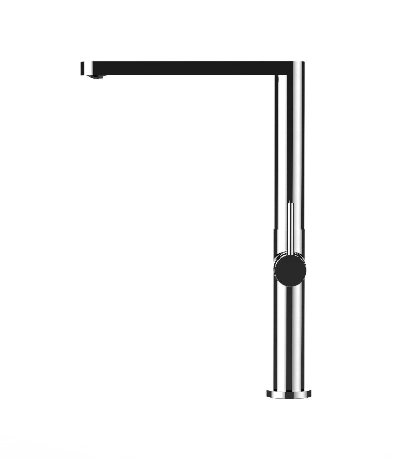 Lavello miscelatore rubinetto fontana monocomando cucina qualità design VIZIO
