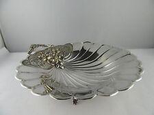 C75⭐⭐ Lusso Coperture Conca Ciotola Portasapone Teca-servizio 830er Argento