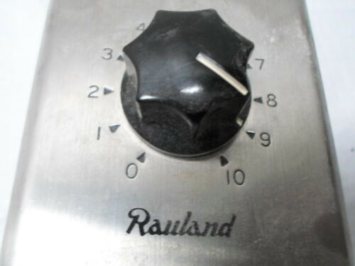 Used RAULAND VOLUME CONTROL ACC1300