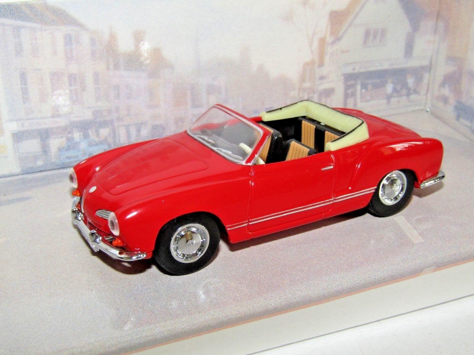 MATCHBOX DINKY 1968 VW KARMANN GHIA GHIA GHIA CONgreenIBLE RED 1 43 DY035 A 5d7fd6