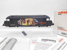 MES-52482 Märklin HAMO 8351 H0 E-lok SBB Re 460 017-7 sehr guter Zustand,