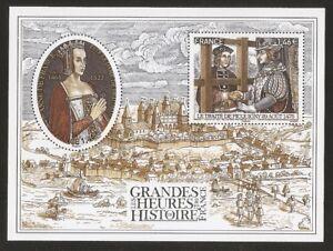 2017-Bloc-F5161-LES-GRANDES-HEURES-DE-L-039-HISTOIRE-2017-NEUF-LUXE