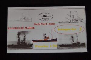 HP-Models-1-700-WL-Set-mit-5-Schleppern-der-Kaiserlichen-Marine-1914-18