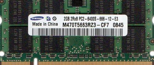 NEW 2GB HP Pavilion  G Series G50 G56 G60 G61 G70 G71 Laptop//Notebook RAM Memory