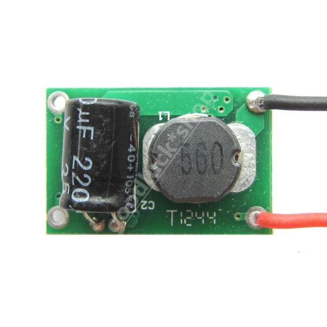 LOT in 12V~24V DC-DC out 9V~12V 900mA Power Supply LED Driver For 10W LED Light