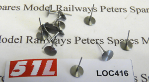 51L-LOC416-16-034-5-33mm-Steel-Buffer-Heads-Pk12-OO-Gauge