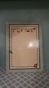 MARY-ENGELBREIT-DRY-ERASE-BOARD-PAPER-MAGNETS-A-CHARMED-LIFE-2004