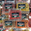 Wholesale Job Lot of 40x 200g 15mm Coarse Fishing Boilies with 8 x 5 Flavours