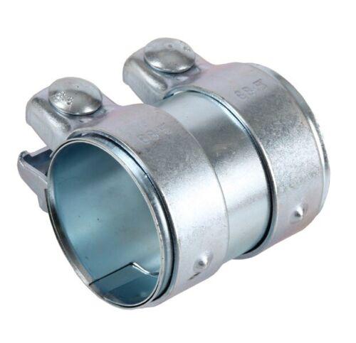 Rohrverbinder Doppelschelle Auspuff Abgasanlage Ø 65 mm x Länge 90 mm