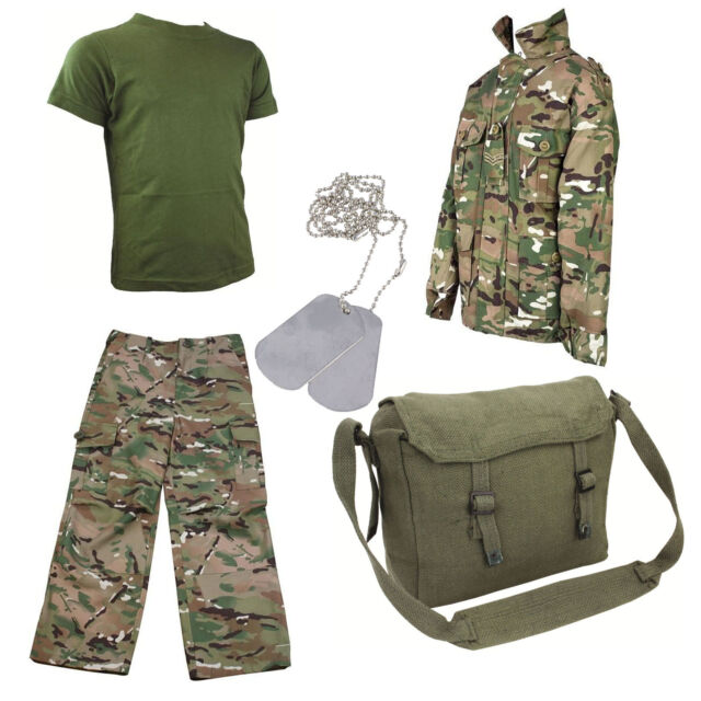 Army Clothes Collection On Ebay