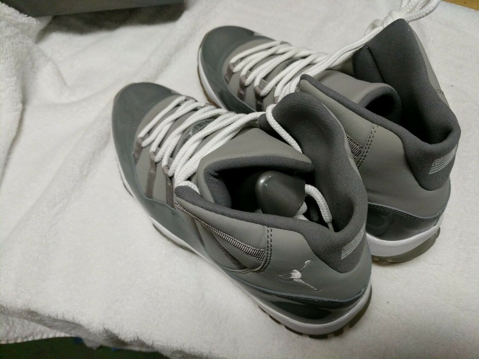 Nike Air Jordan 11 XI Cool Grey 378037-001 Size 12