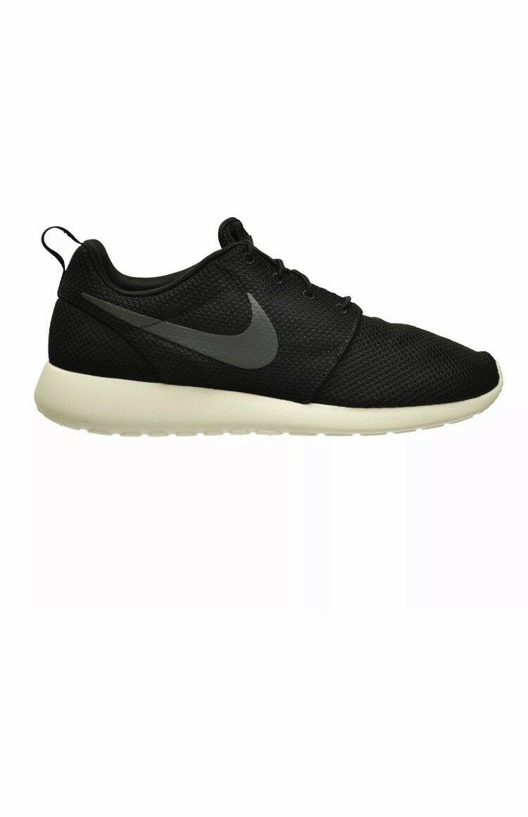low priced fc68a 74189 NIKE Roshe Run One Men s shoes Black Anthracite-Sail Anthracite-Sail  Anthracite-Sail