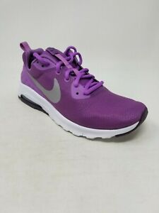 Details about A24 Nike Kids Air Max Motion LW (GS) Running Shoe, Purple, Size 5.5Y