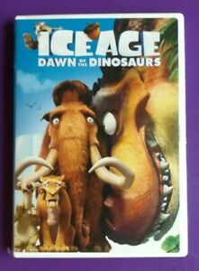Ice Age Dawn Of The Dinosaurs Dvd 2009 24543625124 Ebay