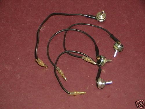 NEW STIHL Trimmer FS 50 51 Stop Switch w//Wire FS50 FS51
