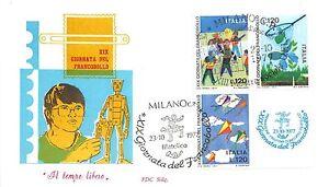 FDC Siligato - Italia - Repubblica - 1977 - Giornata francobollo - NVG - figura - Italia - FDC Siligato - Italia - Repubblica - 1977 - Giornata francobollo - NVG - figura - Italia
