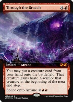 Foil Ultimate Masters Box Toppers NM-Mint 1x Creeping Tar Pit English MTG