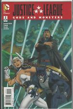 Justice League #1 Gods and Monsters DC Comic 1st Print 2015