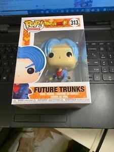 Funko-Pop-Animation-Dragon-Ball-Super-Future-Trunks-Vinyl-Figure-313