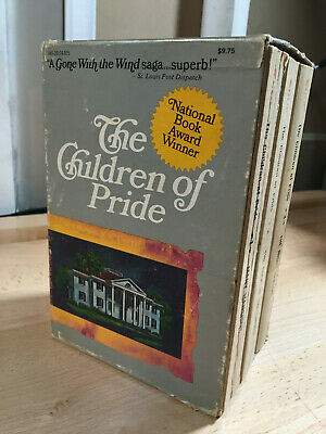 The Children Of Pride Box Set 3 Vintage Paperback Books Free Shipping Ebay