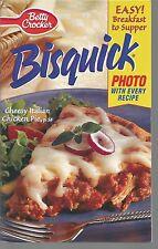 Betty Crocker Bisquick Easy Breakfast to Supper General Mills PB