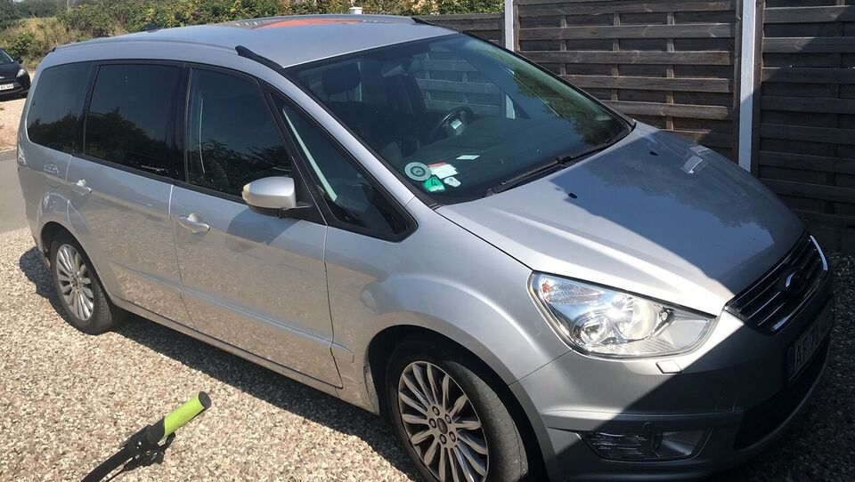 Ford Galaxy, 2,0 TDCi 163 Collection 7prs, Diesel
