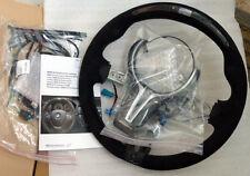 BMW OEM F10 M5 F06 F12 F13 M6 M Performance Alcantara Steering Wheel W/ Display