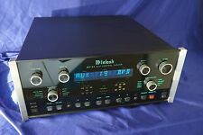McIntosh MX134 7.1 Channel with  Dual Zone Preamplifier amazing w/ new fac box