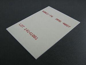 """set of 4 .188 3//16/"""" Aluminum Sheet Plate 5052  4/"""" x 4/"""""""