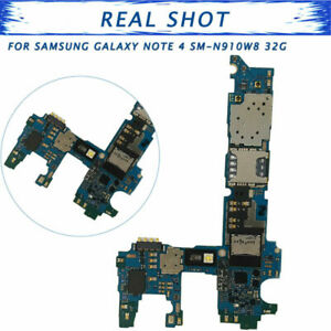 Main-Motherboard-Replacement-for-Samsung-Galaxy-Note-4-SM-N910W8-32G-Unlocked