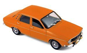 Renault 12 TS Orange 1973 1/18 NOREV
