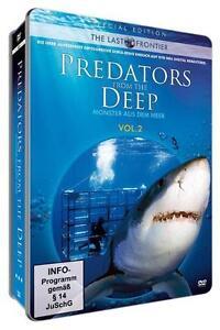 Predators from the Deep - 3 DVD Deluxe Metallbox (2011) - NEU & OVP - Adelebsen, Deutschland - Predators from the Deep - 3 DVD Deluxe Metallbox (2011) - NEU & OVP - Adelebsen, Deutschland
