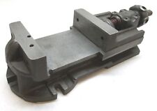 Gem 6 Milling Machine Vise With Screw Type Handle 4