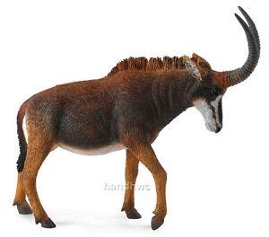 CollectA-88578-Giant-Sable-Antelope-Female-Model-Animal-Toy-Figurine-NIP