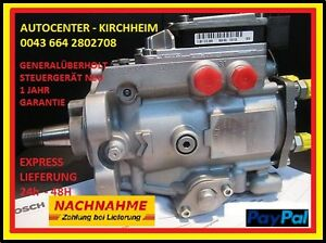BMW-E46-320d-Einspritzpumpe-VP44-FUR-SCHALTGETRIEBE-0470504005