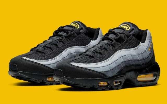 Nike Air Max 95 SC Black/yellow