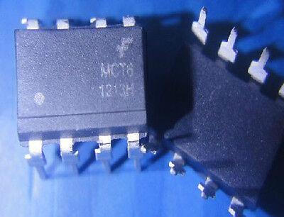 50 PCS MCT6 DIP-8 DUAL PHOTOTRANSISTOR OPTOCOUPLERS