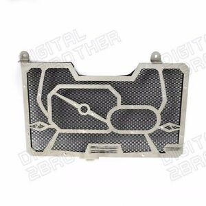 Radiator Grille Guard Cover Protector Stainless For BMW F800R 2009 2010 2011-16