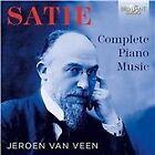 Erik Satie - Satie: Complete Piano Music (2016)