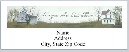 Personalized Address labels Primitive Country Buy 3 get 1 free P 36