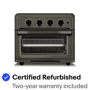 Cuisinart TOA-60BKSFR Convection Toaster Oven Airfryer - Refurbished