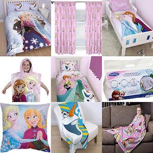 Nuevo-Disney-Frozen-accesorios-Elegir-Una-o-mas-Dormitorio-Nina-Regalos